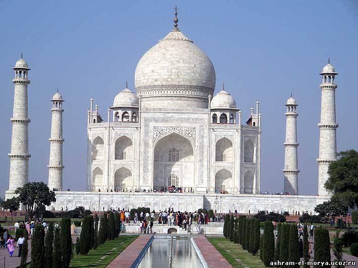 Любовь Шах-Джахана к Мумтаз-Махал